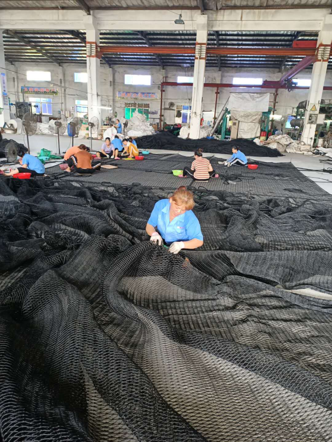 Fish Cage net manufacturing